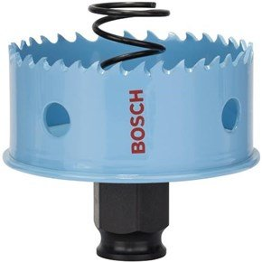 Bosch Sheet Metal Holesaw 60mm