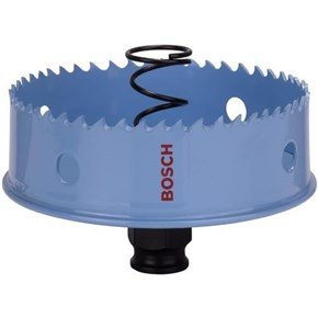 Bosch Sheet Metal Holesaw 89mm