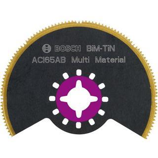 Bosch ACI65AB Multi-cutter BiM-TiN Flat Blade 65mm