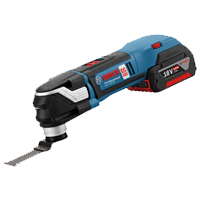 Bosch Cordless Multi-Tools
