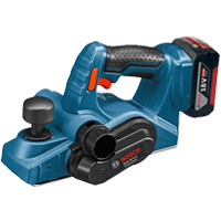 Bosch Cordless Planers