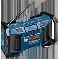 Bosch Cordless Radios