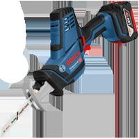 Bosch Cordless Reciprocating Saws