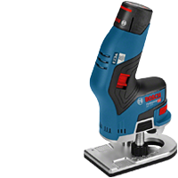 Bosch Cordless Routers