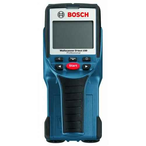 Bosch d tect 150 professional wall and floor scanner bosch for Bosch scanner mural d tect 150 professional