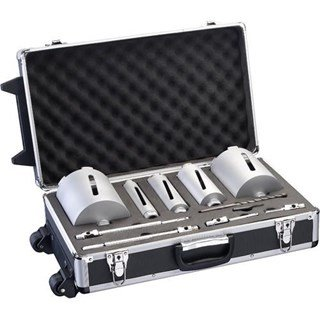 Bosch 5-Piece Diamond Dry Core Cutter Set