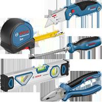 Bosch FREE Hand Tool Offer