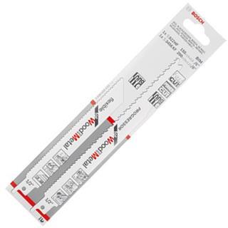 Bosch S922HF + S3456XF Sabre Saw Blades (2pk)