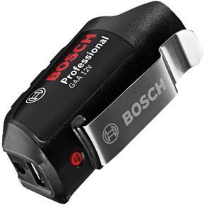Bosch USB Charger Adapter (12V/10.8V Compatible)