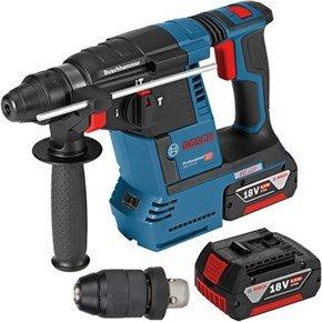 Bosch GBH18V-26F 18V SDS Drill (Chuck, 2x 6Ah)