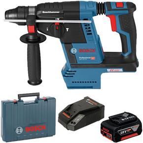 Bosch GBH18V-26 18V Brushless SDS Drill (1x 5Ah)