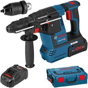 Bosch GBH18V-26F 18V Brushless SDS Drill (1x 7Ah ProCORE, QC Chuck)