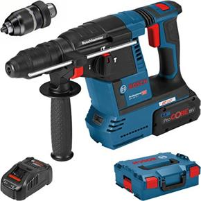 Bosch GBH18V-26F 18V Brushless SDS Drill (1x 8Ah ProCore, 13mm Chuck)