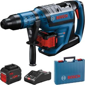 Bosch GBH 18V-45 C 18V BITURBO SDS-Max Drill (2x 12Ah ProCore)