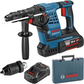 Bosch GBH36VF-Li Plus 36V SDS Drill (1x 4Ah)