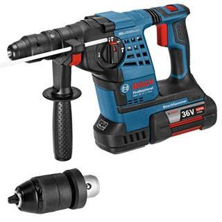 Bosch GBH36VF-Li Plus SDS-Plus Drill (1x 4.0Ah)