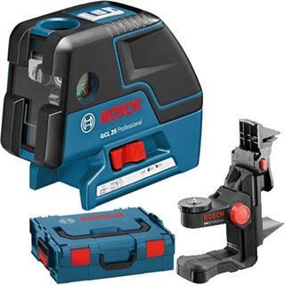 Bosch GCL25 Combi Laser + BM1 + CC