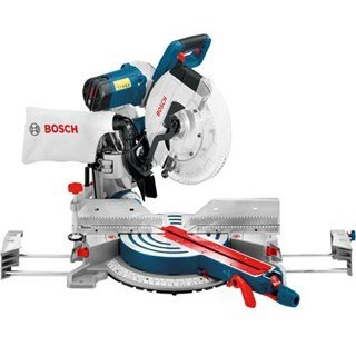 Bosch GCM 12 GDL Axle Glide Sliding Mitre Saw