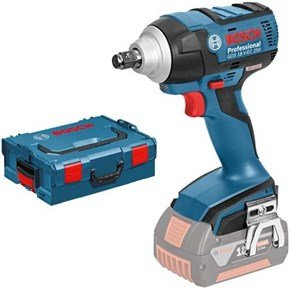 Bosch GDS18VEC 250Nm Impact Wrench in L-Boxx (Naked)