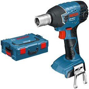 Bosch GDS18V-Li 18v Naked Impact Wrench in L-Boxx