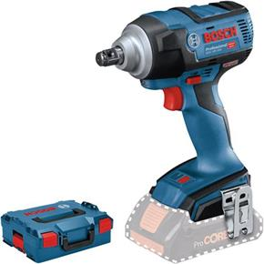 Bosch GDS 18V-300 18V High-torque 300Nm Impact Wrench (Naked, L-Boxx)