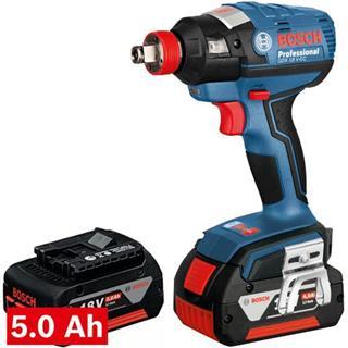 Bosch GDX18VEC BL Impact Wrench/Driver (2x 5Ah)