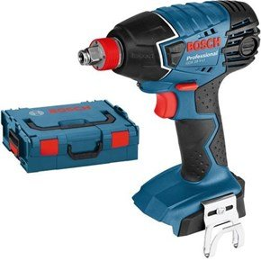 Bosch GDX18V-Li Impact Wrench Driver (Naked in L-Boxx)