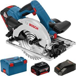 Bosch GKS18V-57G 18V Circular Saw (2x 6Ah)