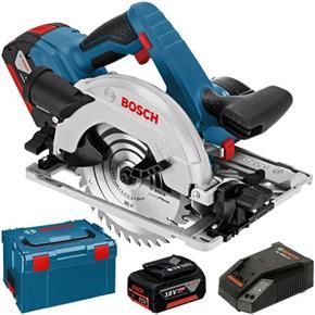 Bosch GKS18V-57G 18v Circular Saw (2x 5Ah)