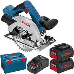Bosch GKS18V-57G 18v Circular Saw (2x 7Ah ProCore)