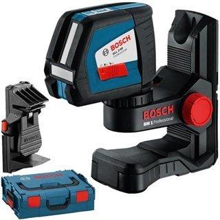 Bosch GLL 2-50 BM CC Line Laser Kit