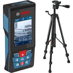 Bosch GLM120C 120m Laser Measure with BT150 Tripod