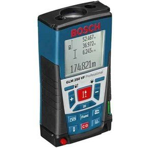 Bosch GLM 250 VF Laser Range Finder (Built-In Viewfinder)