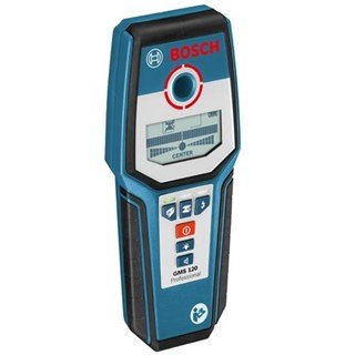 Bosch GMS 120 Multiscanner 120mm Detect Depth