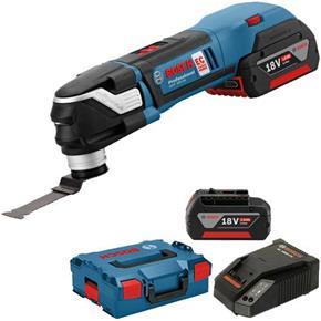 Bosch GOP18V-28 18v Multi-Tool (2x 3Ah)
