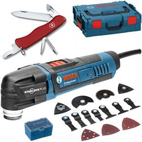 Bosch GOP 30-28 Multi-Tool Kit