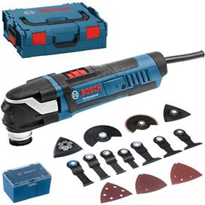 Bosch GOP 40-30 Multi-Tool Kit