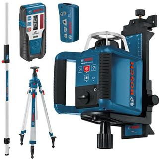 Bosch GRL 300 HV Rotating Laser Kit