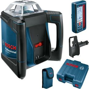Bosch GRL 500 H 500m Rotating Laser Level with Receiver