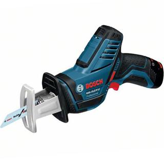 Bosch GSA 10.8 V-Li Reciprocating Saw (2.0Ah)