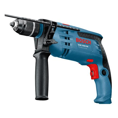 Bosch GSB 1600 RE Single Speed Impact Drill