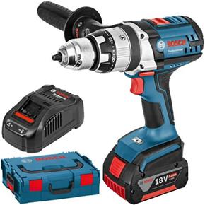 Bosch GSB18VE-2-Li 18V RobustSeries Combi Drill (1x 5Ah)