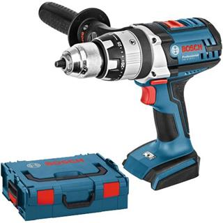 Bosch GSB18VE2Li Robust 18V Combi Drill (Naked in L-Boxx)