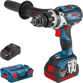 Bosch GSB 18V-85 C 18V Brushless Robust Combi Drill (1x 5Ah)