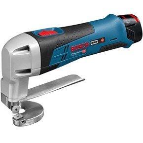 Bosch GSC12V-13 Metal Shear (2x 2Ah, L-Boxx)