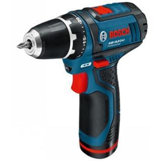 Bosch GSR 10.8-2-Li Drill Driver in Carton (2x2.0Ah)