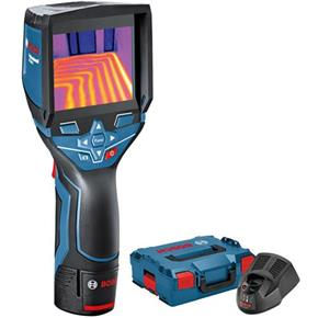 Bosch GTC400C 12V Thermal Imaging Camera (1x 1.5Ah)