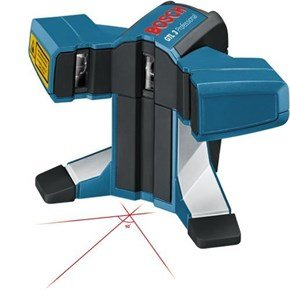 Bosch GTL3 3-Line Wall and Floor Tile Laser
