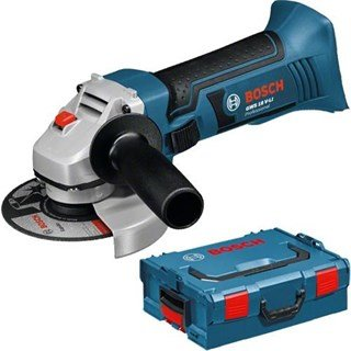 Bosch GWS18-125VLi 18v Battery Grinder (Naked in L-Boxx)