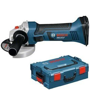 Bosch GWS18VLi 18v Battery Grinder (Naked in L-Boxx)